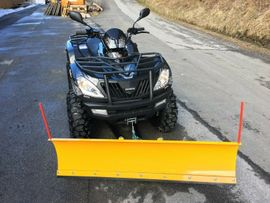 Bild 4 - Quad ATV CF-Moto Goes Iron - Porta Westfalica Hausberge