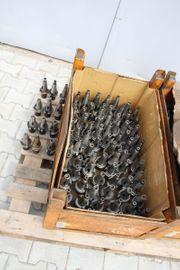 Werkzeug Aufnahmen SK 40 MK