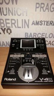 Roland V-4EX video Mixer mit