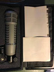 Electrovoice RE 20 dynamisches Großmembran-Mikrofon