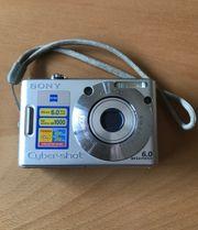 Digitalkamera Sony Cyber- Shot 6