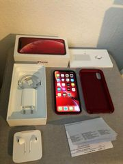 Iphone XR 64Gb Rot Restgarantie