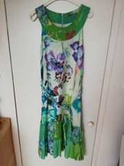 Airfiel Mädchen Sommerkleid mit Blumenmuster