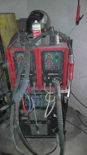 Biete EWM 450 Integral Mic
