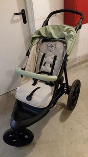 Kinderwagen Jogger wie neu