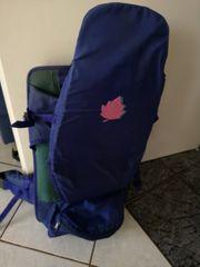 Rückentrage Babytrage verstellbare sitzhöhe LafumaMit