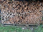 3 RM Brennholz Fichte trocken
