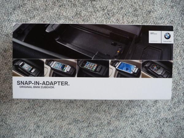 BMW - Snap-in-Adapter für Samsung Galaxy