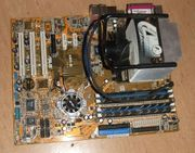 PC Mainboard Motherboard - ASUS A8N-E