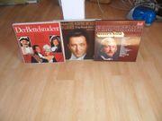 8 Alben LPs Klassik