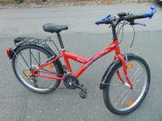 Fahrrad 24 Zoll 21 Gänge