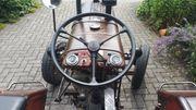 Steyr T84 mit Hydraulik