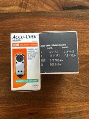 Accu Chek Mobile Testkassette Blutzucker
