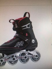 Neue Inline Skates K2 Freedom