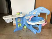 BABY NURSE Puppen-Spielcenter