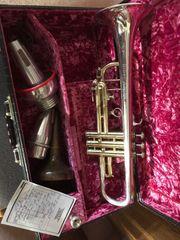 Trompete Hüttl Silver Colibri 69
