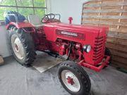 Traktor Oldtimer