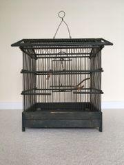 Schöner Vogelkäfig Vintage Style