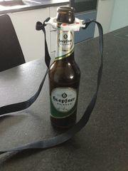 1x Flaschenhalter zum Umhängen Lanyard -