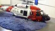 Roban UH 60 Coast Guard