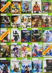XBOX 360 Spiele - TOP GAMES -