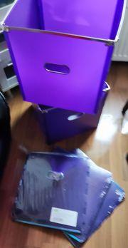 5 x Boxen neu für