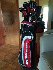 Golfset von DUNLOP