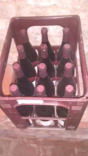 19 Flaschen Rotwein Grantschener Salzberg