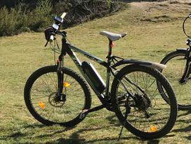 E-Bike Alu-MTB 29