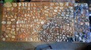 Alte Steinsammlung