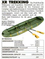 Schlauchboot XR-Trekking Big Pack Metzeler