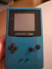 Nintendo Gameboy Color Pokemon Rot