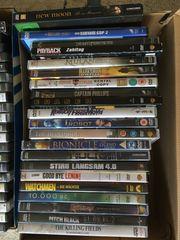 über 40 DVDs