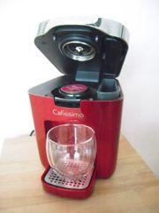 Tchibo Cafissimo Kapsel-Kaffeemaschine voll funktionstüchtig