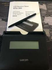 Signatur Tablet Wacom Stu -300