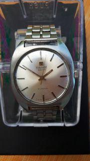 Vintage Sammler Armbanduhr TISSOT Seastar