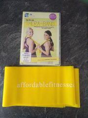 THERA -BAND DVD