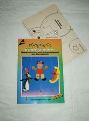 Das fliegende Klassenzimmer - Moosgummi Bastelbuch