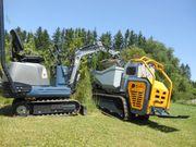 Mini - Dumper Lumag 850 Serie
