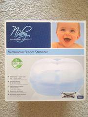 NUBY Natural Touch Dampfsterilisator für