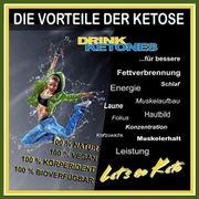 Wechseln zwischen Glucose und Ketose