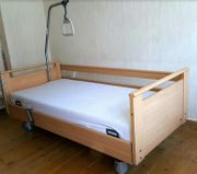 Pflegebett elektrisch