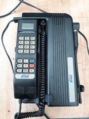 Tragbares Funktelefon 8 Watt D