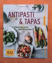 Buch Antipasti Tapas GU Kochbuch