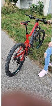 Scott Genius Custom Bike