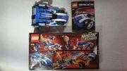 Lego Racers 8163 Auto mit