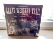Pegasus Great Western Trail Brettspiel