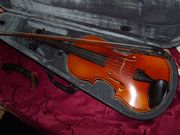 Wilhelm Berthold Violine Geige 4