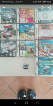 Nintendo DS Familienpackung 11 Spiele