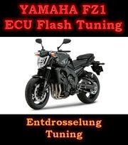 ECU Flash Tuning Entdrosselung Yamaha